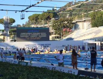 Campionati Italiani Lifesaving di Categoria